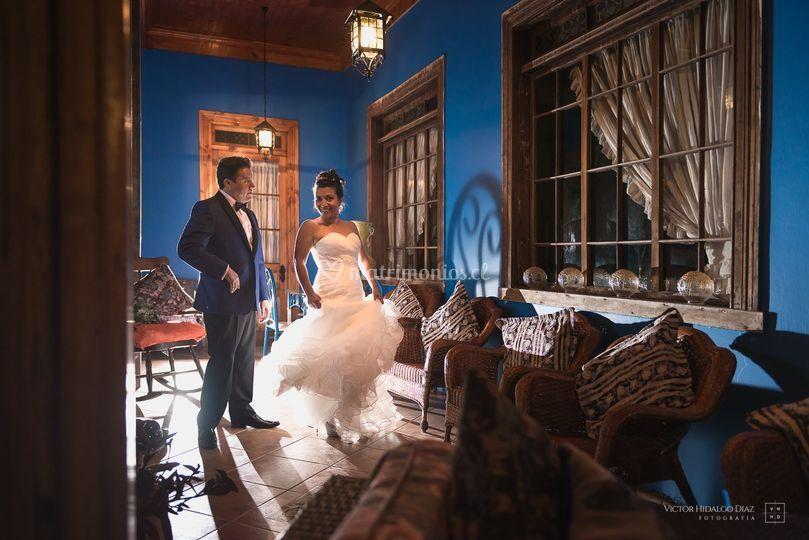 Matrimonio en Huasco Bajo