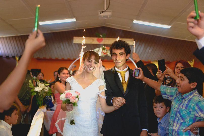 Matrimonio en Vallenar