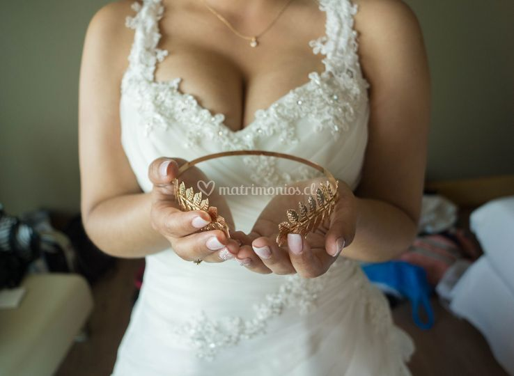 Corona matrimonio ortodoxo.