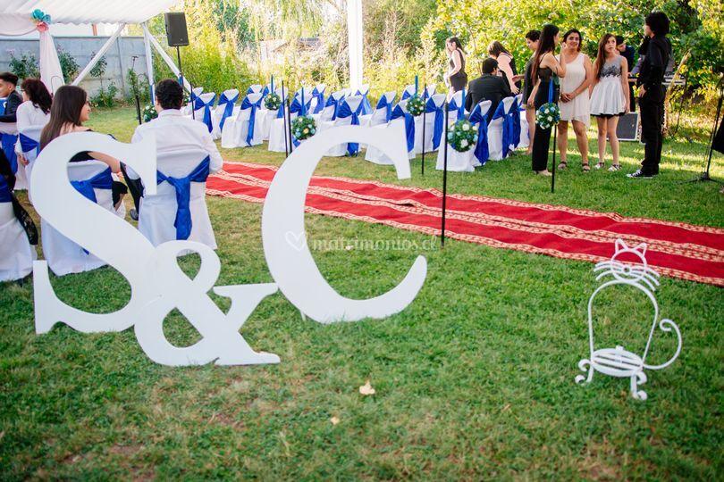 Letras bodas