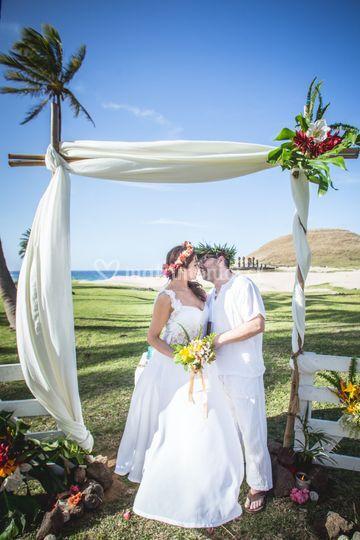 Matrimonio Simbolico Isla De Pascua : Bodas isla de pascua