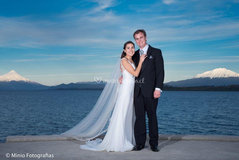 Amor en el lago llanquihue