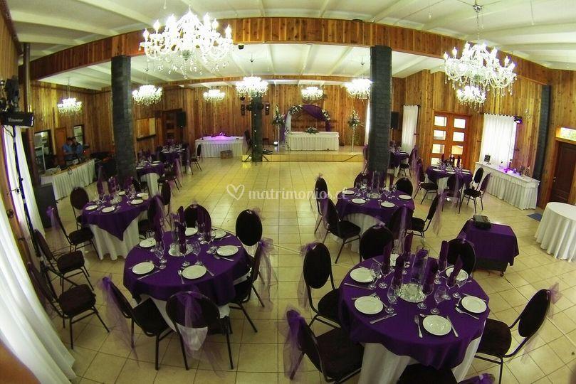 Salón Los Leones