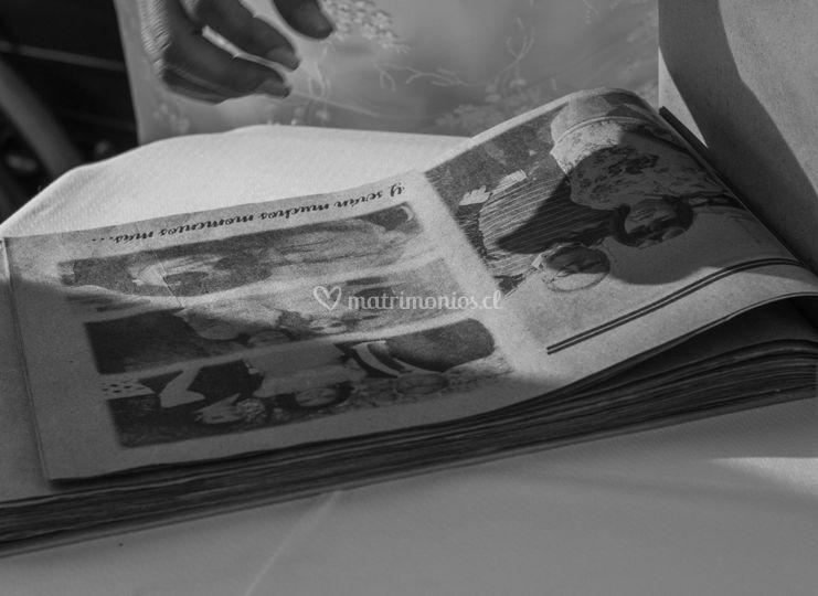 Libro de recuerdos