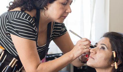 Maquillaje Viviana Abarca 1