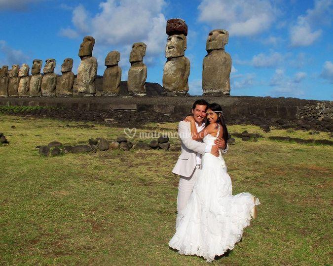 Matrimonios Isla de Pascua