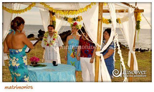 Matrimonio civil Tahai