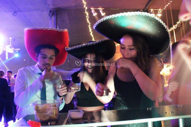 Un tequilazo