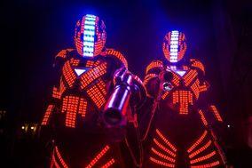 Robot Led Gigantes