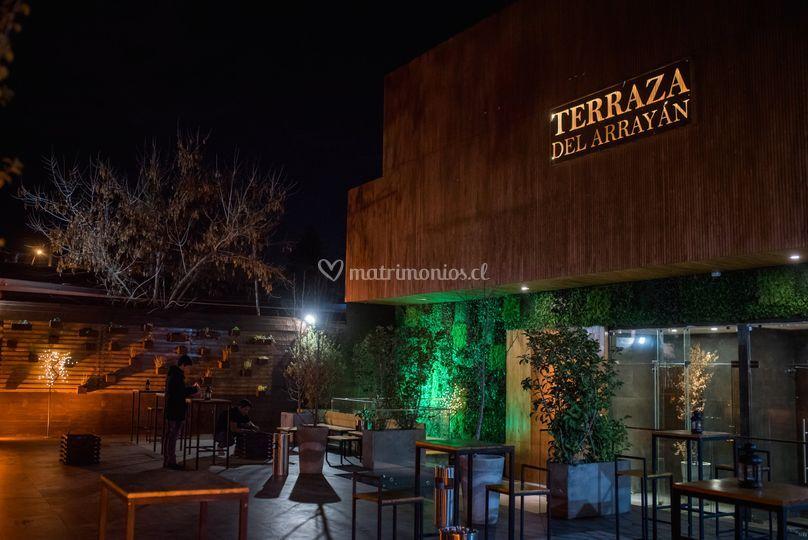 Terraza Arrayán