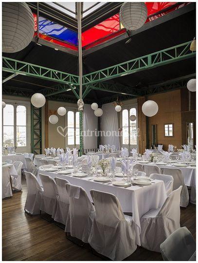 Salón para la comida