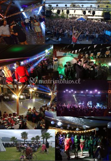 Matrimonios y eventos masivos