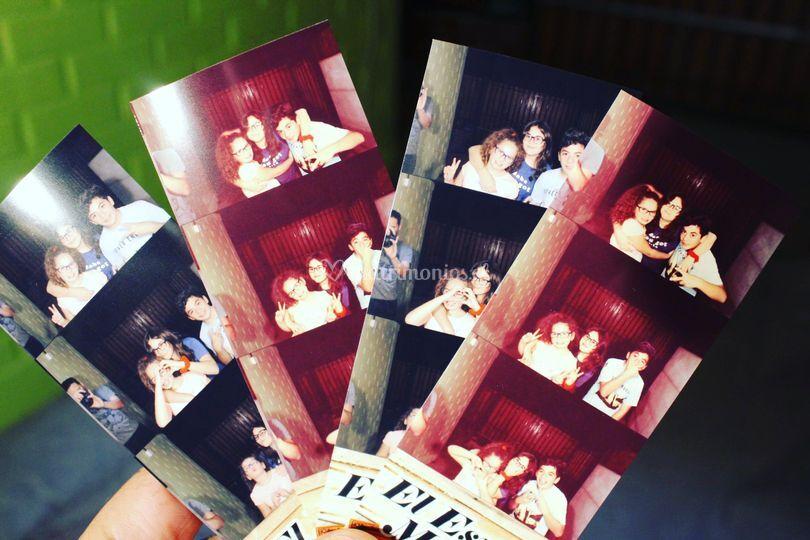 Tiras de fotos