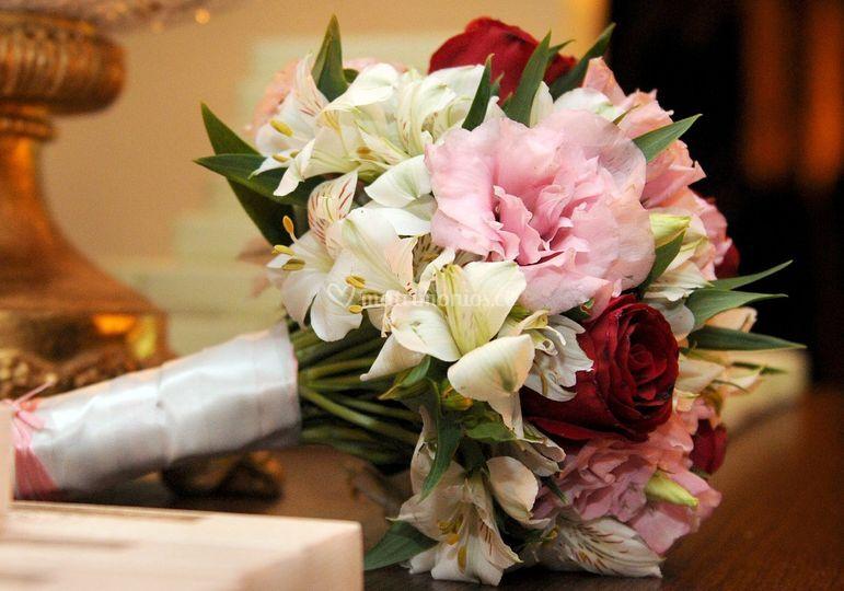 Ramo variedad flores