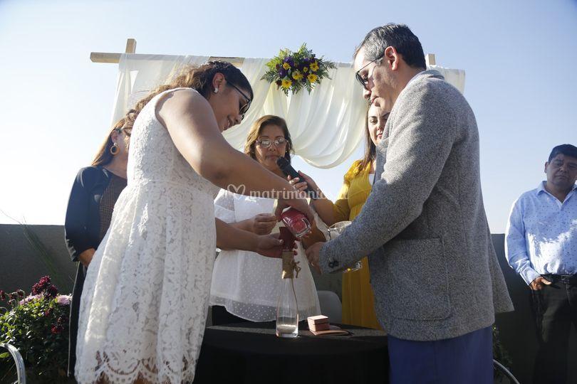 Matrimonio Rocio y Josue