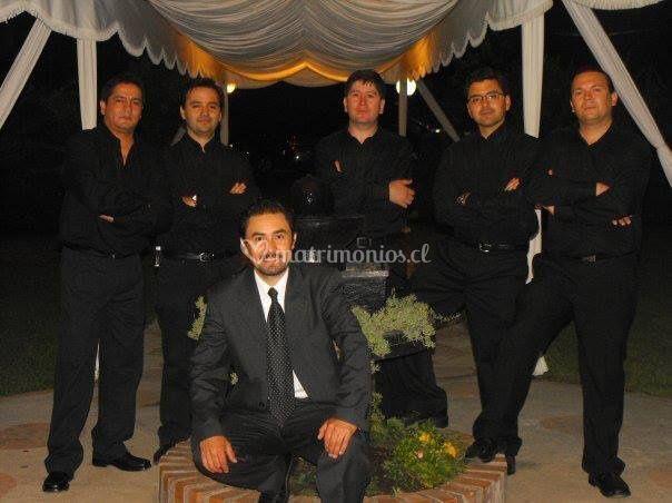 Foto con los integrantes