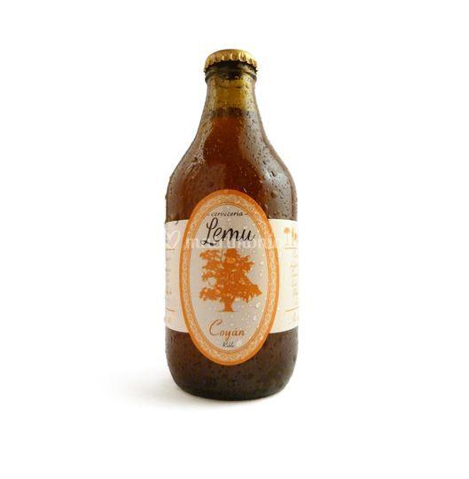 Variedad coyan - pale ale