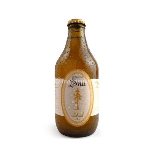 Variedad lahual - golden ale