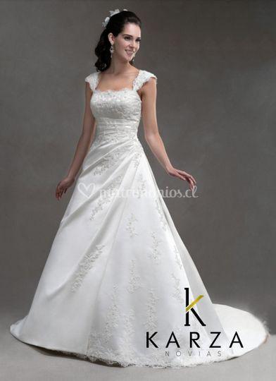 Vestidos de novia para civil en concepcion