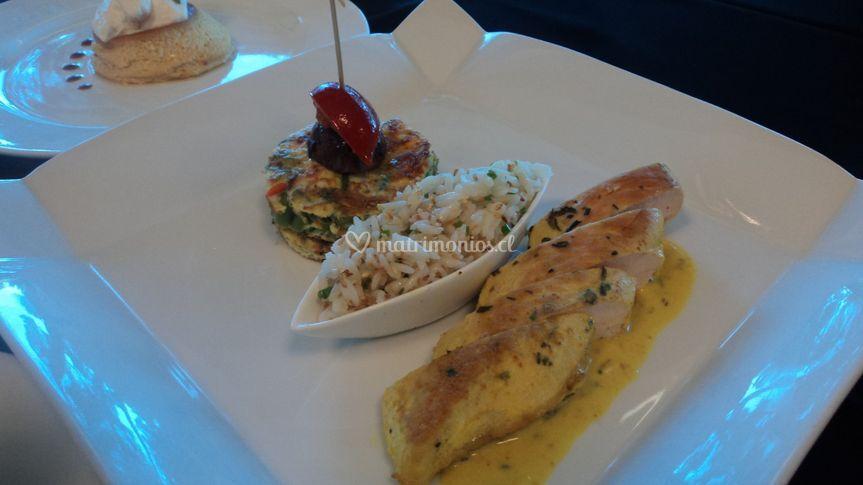 Banquetes Tres Nachos