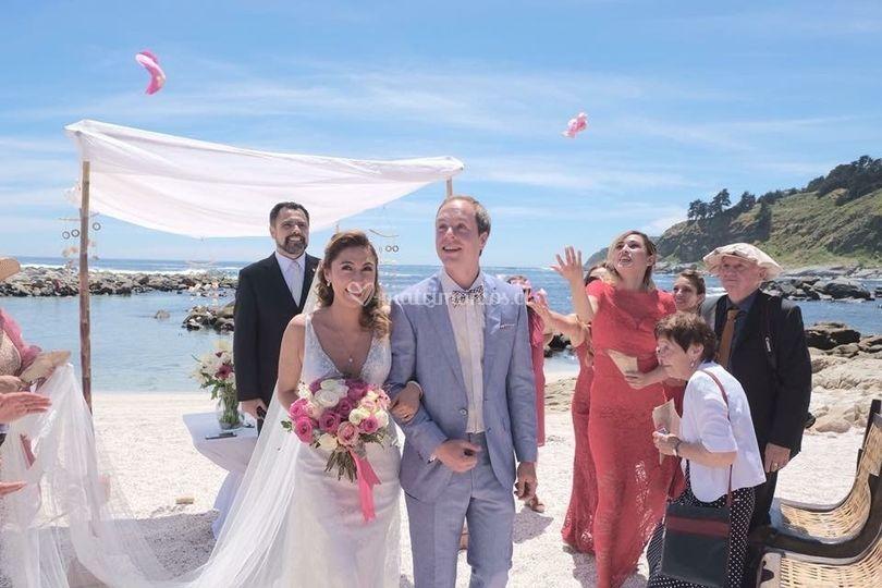 Deco matrimonio en El Tebo