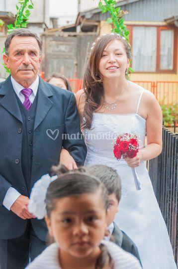 Hernán & Pamela