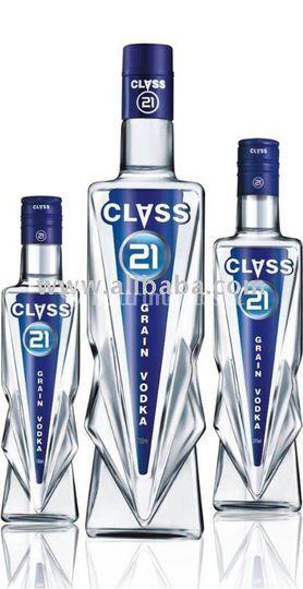 Vodka class 21 sabores