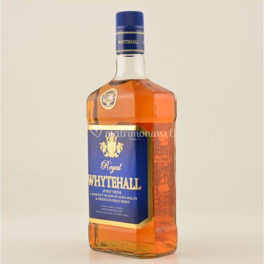 Whisky whytehall honey