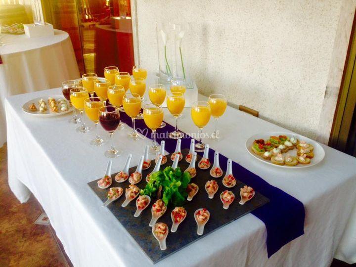 Banquetes Fusión Eventos