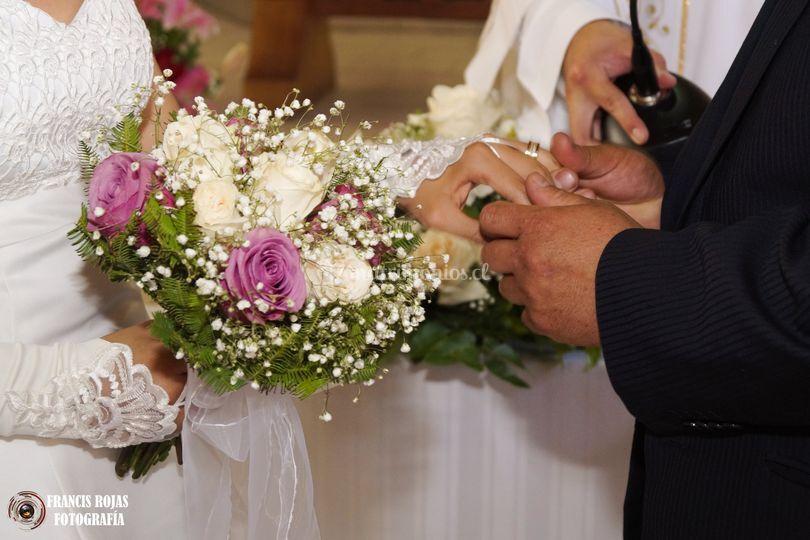 Detalles de la ceremonia
