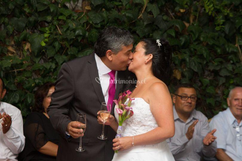 Matrimonio Pamela y Emilio