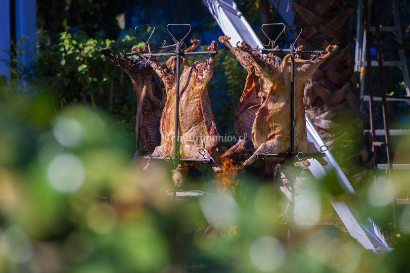 Corderos patagónicos