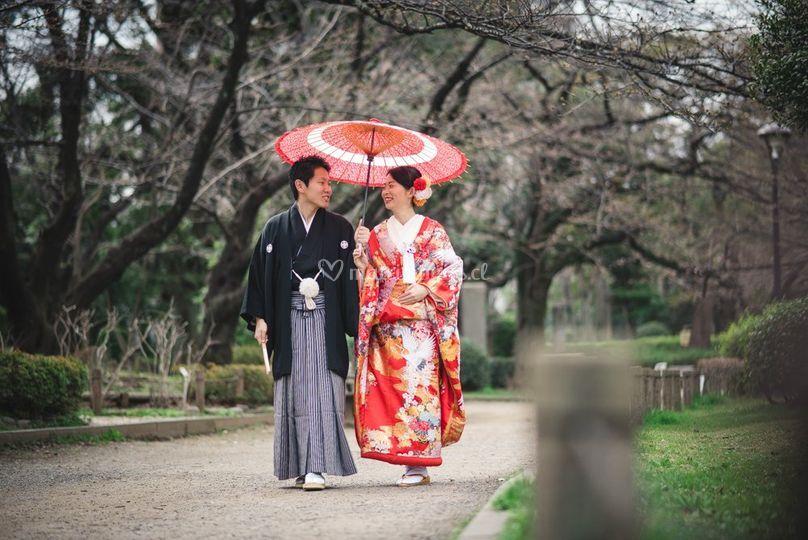 Japón, engagement