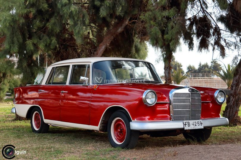 Mercedez Benz 190 1962
