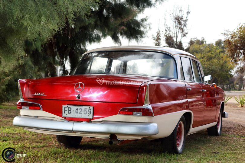 Mercedez Benz 190 año 1962