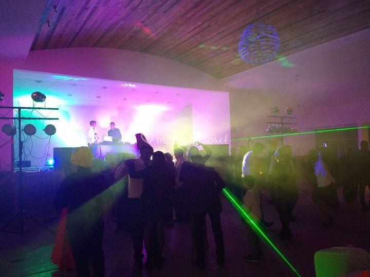 Iluminación fiestas