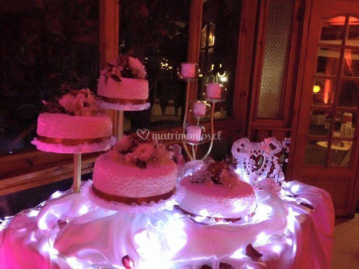 Iluminación matrimonios