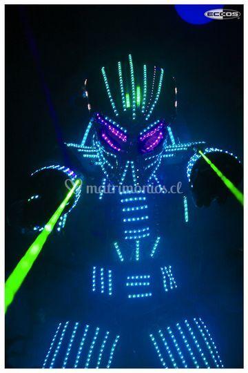 Depredador LED