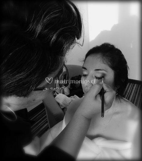 Preparacion novia