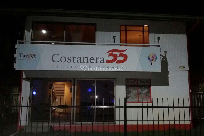Fachada Costanera