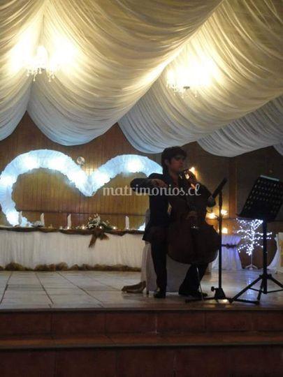 Musica en matrimonio