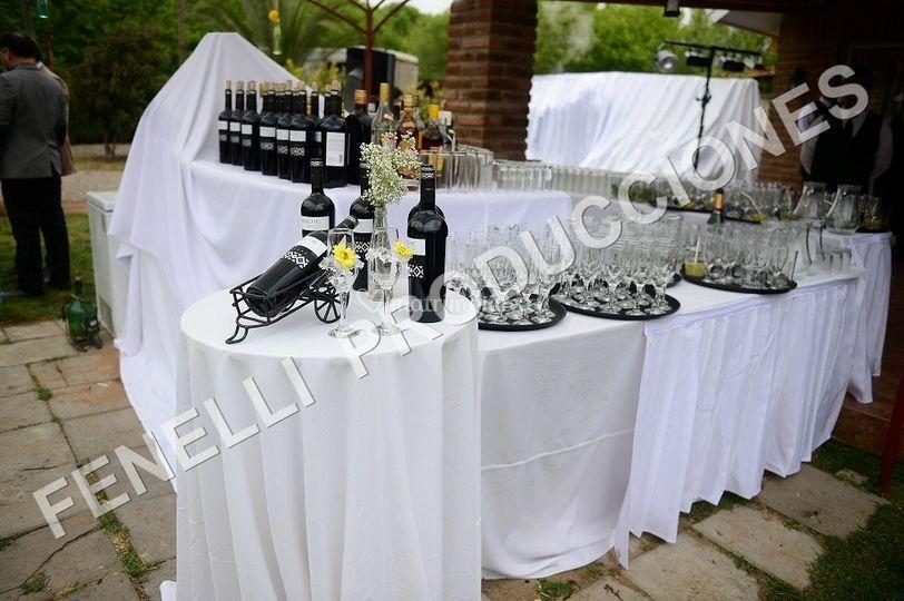 Bar abierto