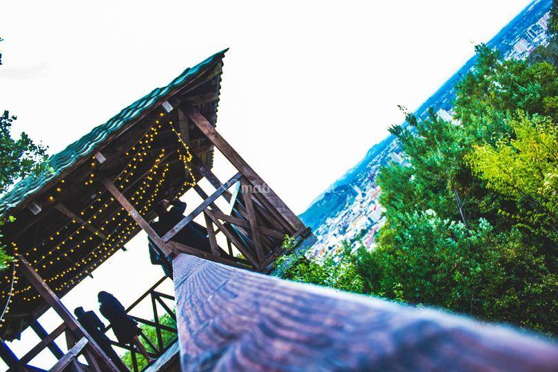 Mirador terraza
