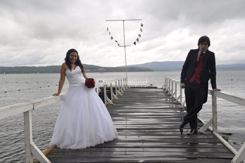 Matrimonio en Villarrica