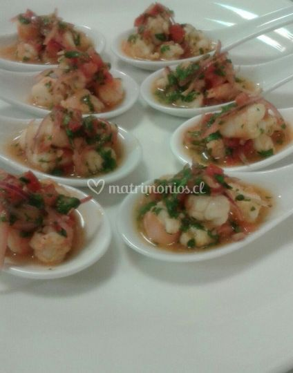 Bocados-Cebiche- Appetizer