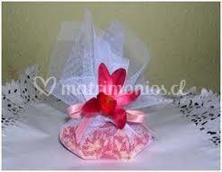 Canastillo floral