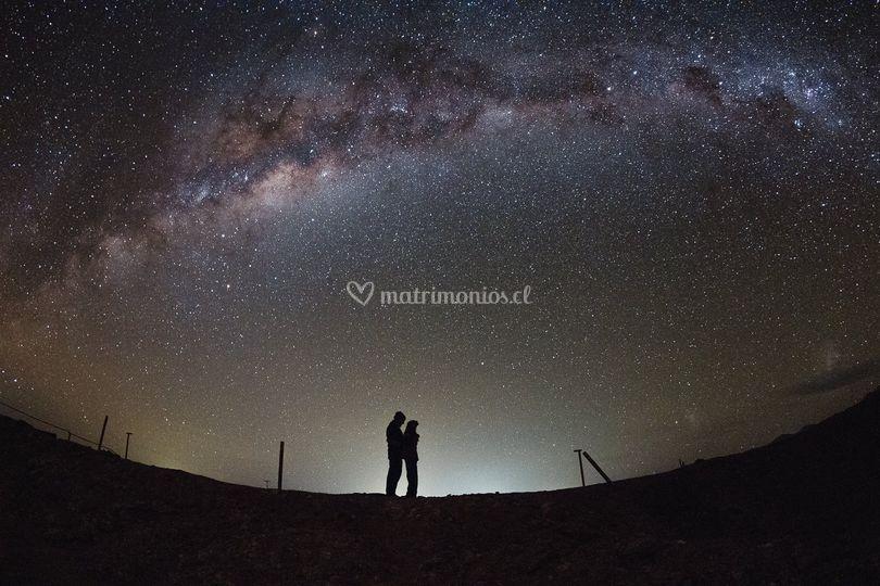 Love en el cielo y la tierra