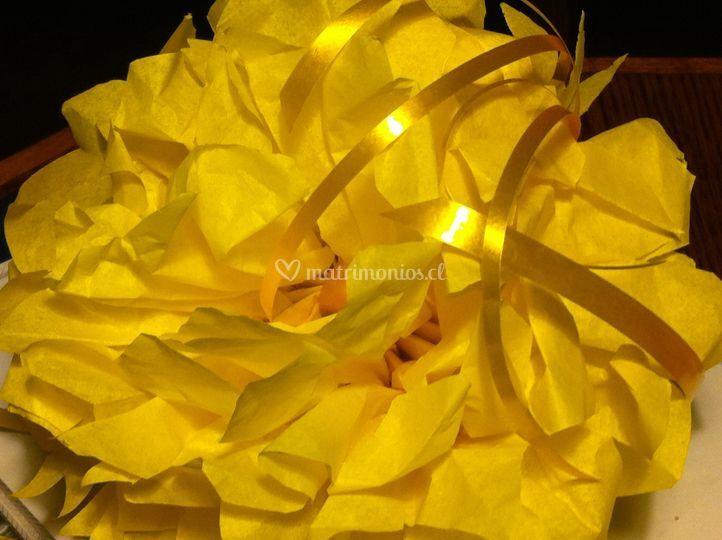 Tonos amarillos