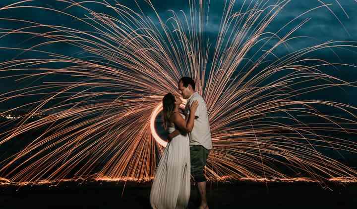 Karen & Cristian