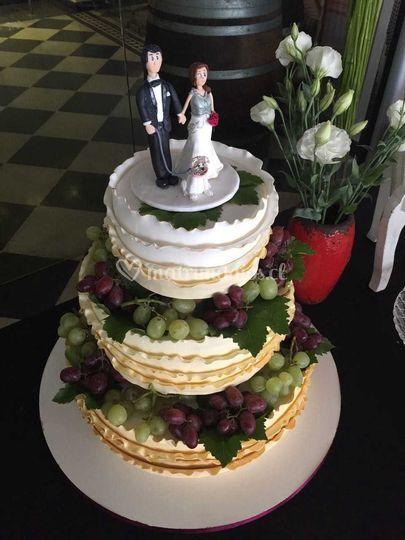 Matrimonio en viñedo